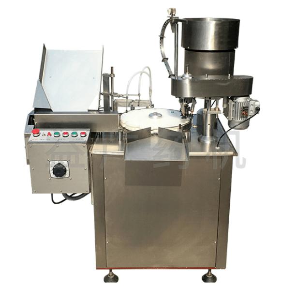 DGK-5(30)ml口服液糖浆灌封一体机